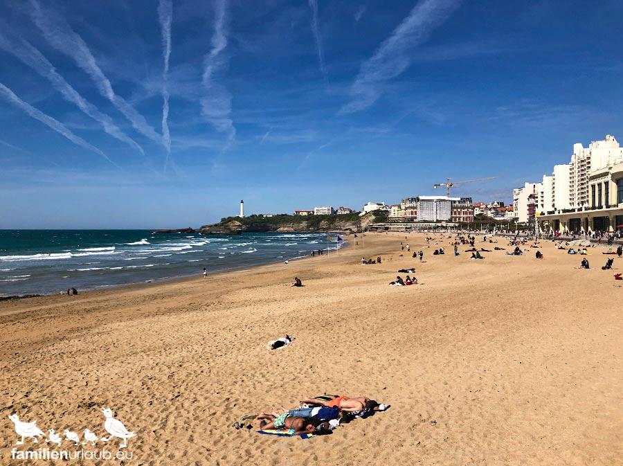 Biarritz Hauptstrand