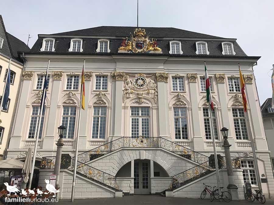 Bonn Marktplatz Rathaus