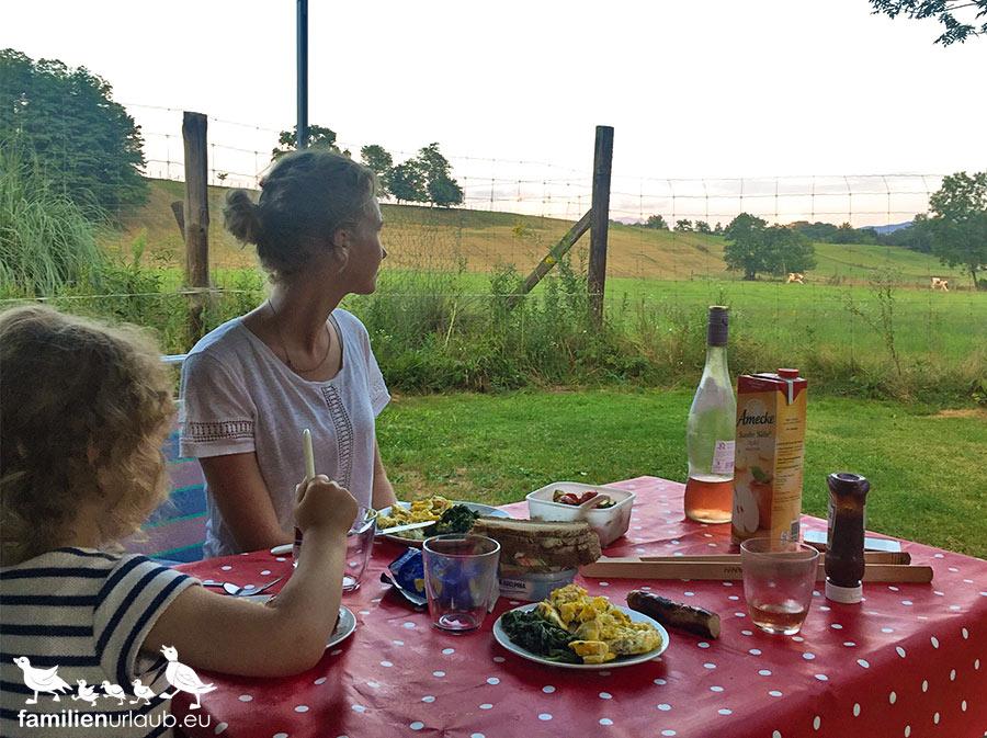 Camping Familie Vogesen
