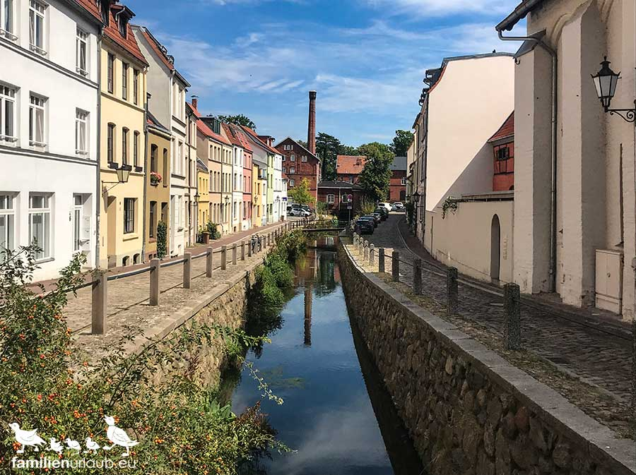 Wismar Fluss