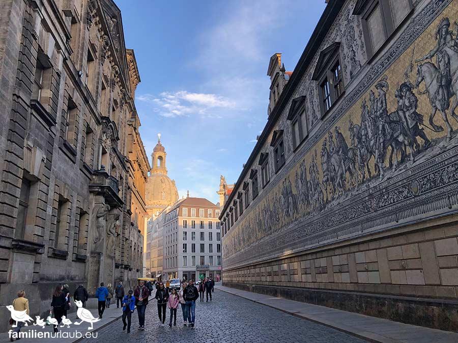 Dresden Augustusstraße