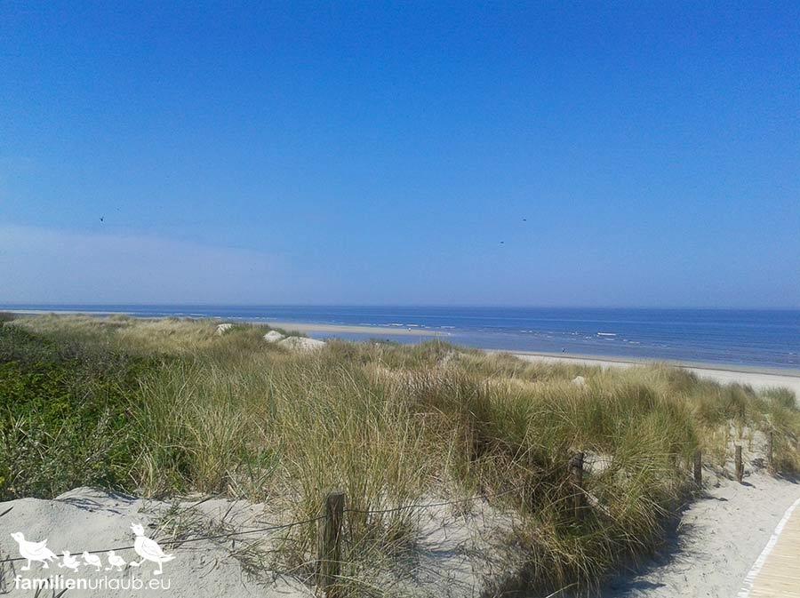 Langeoog Dünen Meer