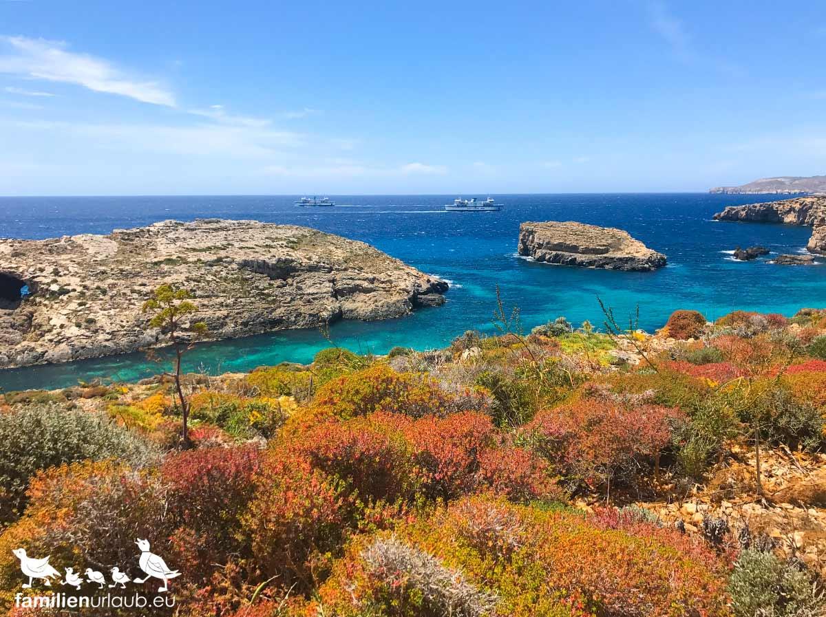 Insel Comino Malta