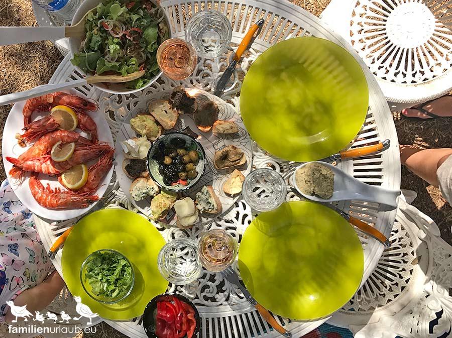 Korsisches Essen