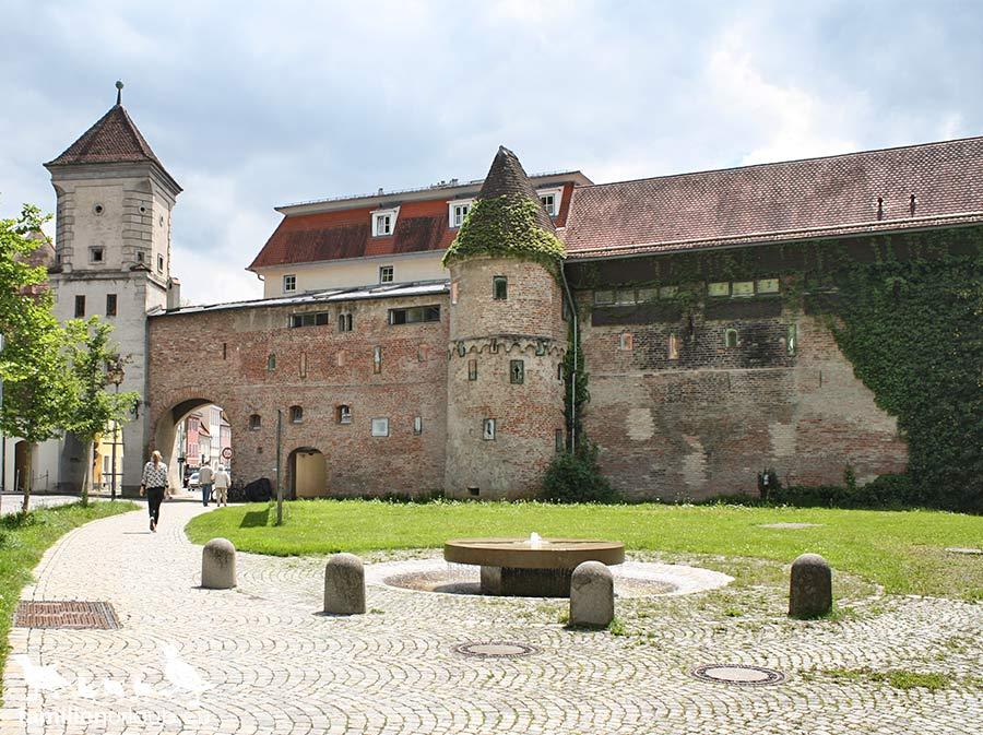 Landsberg amLech Stadtmauer