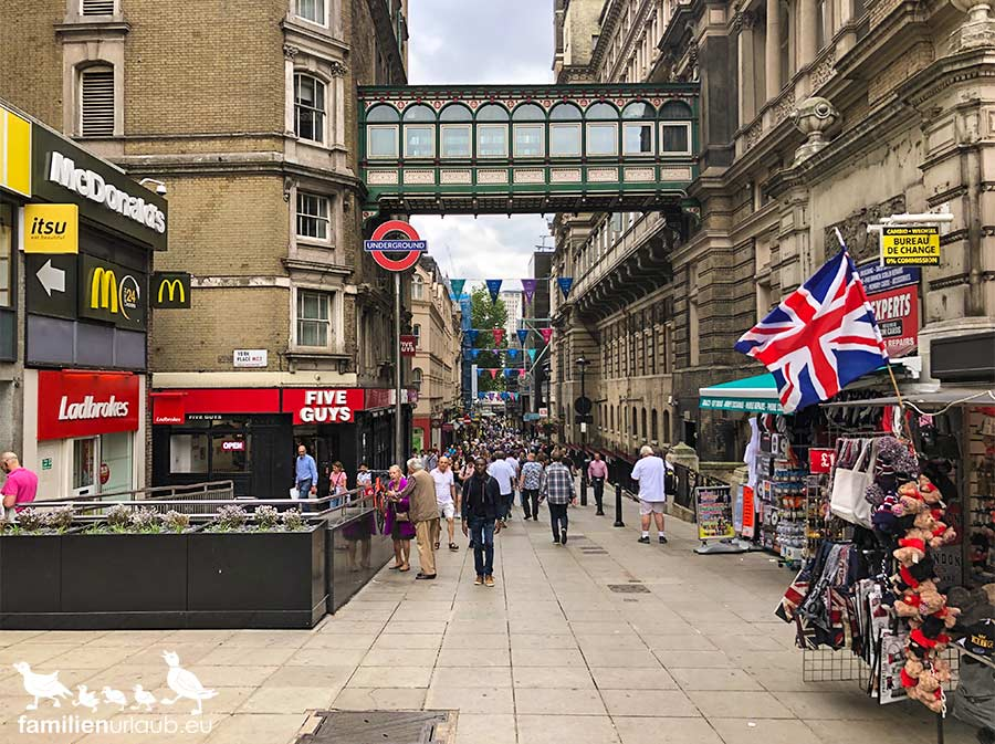 London Charing Cross
