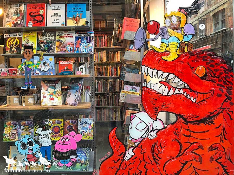Comicladen Soho