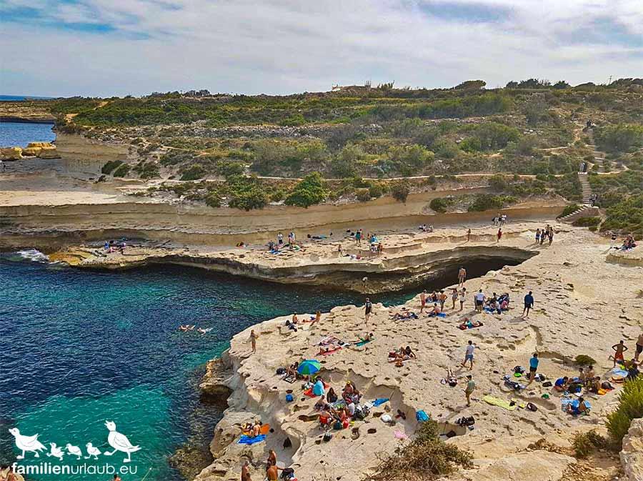 St-Peters-Pool Malta