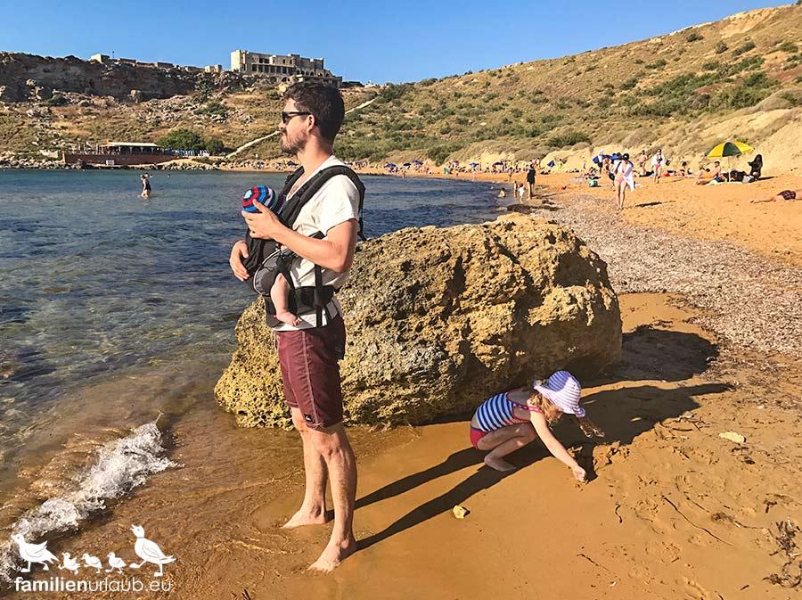 Baby Strand Malta