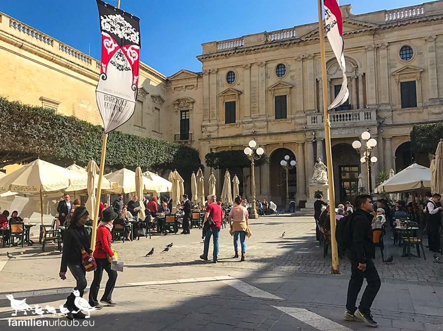 Valetta Platz