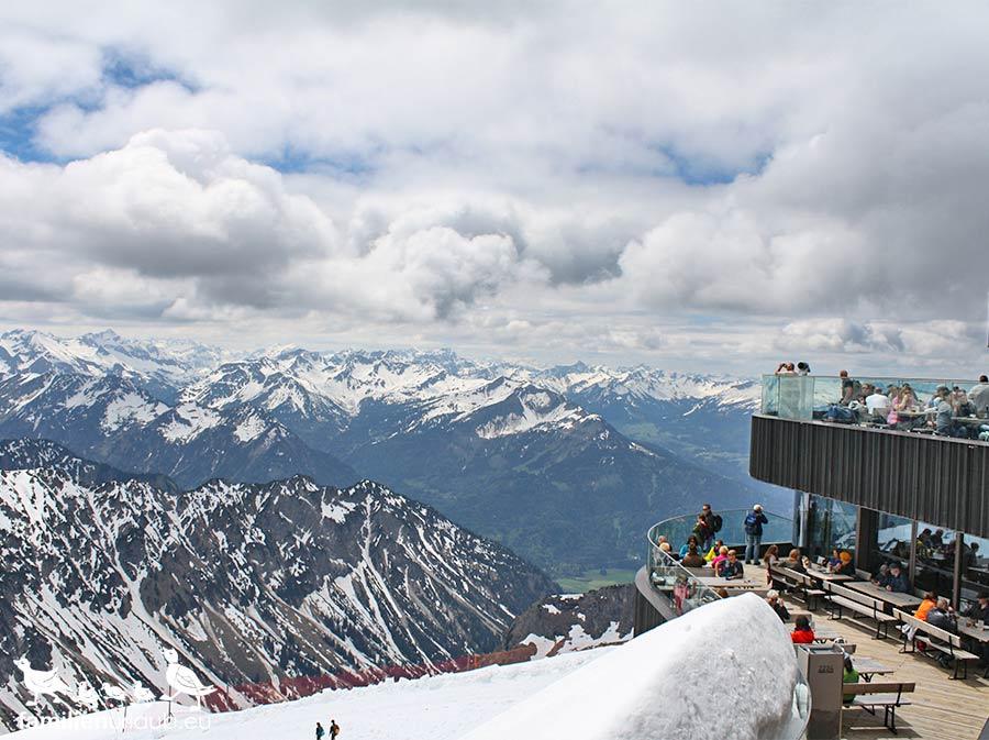 Gipfelrestaurant Nebelhorn