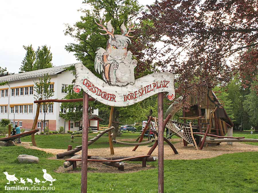 Oberstdorf Spielplatz
