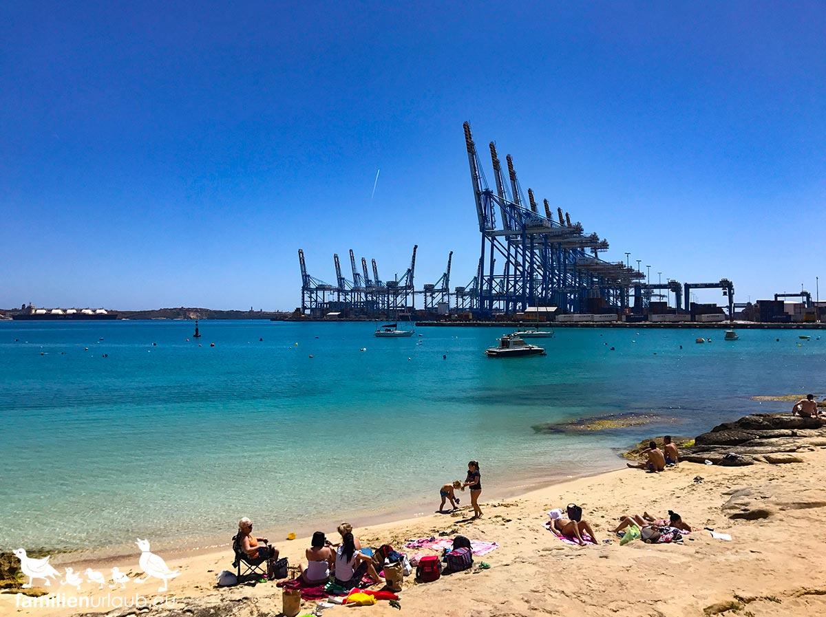 Pretty Bay Malta
