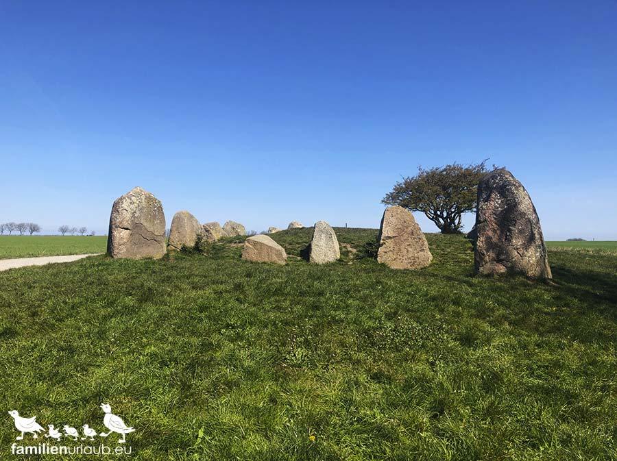 Deutsches Stonehenge auf Rügen