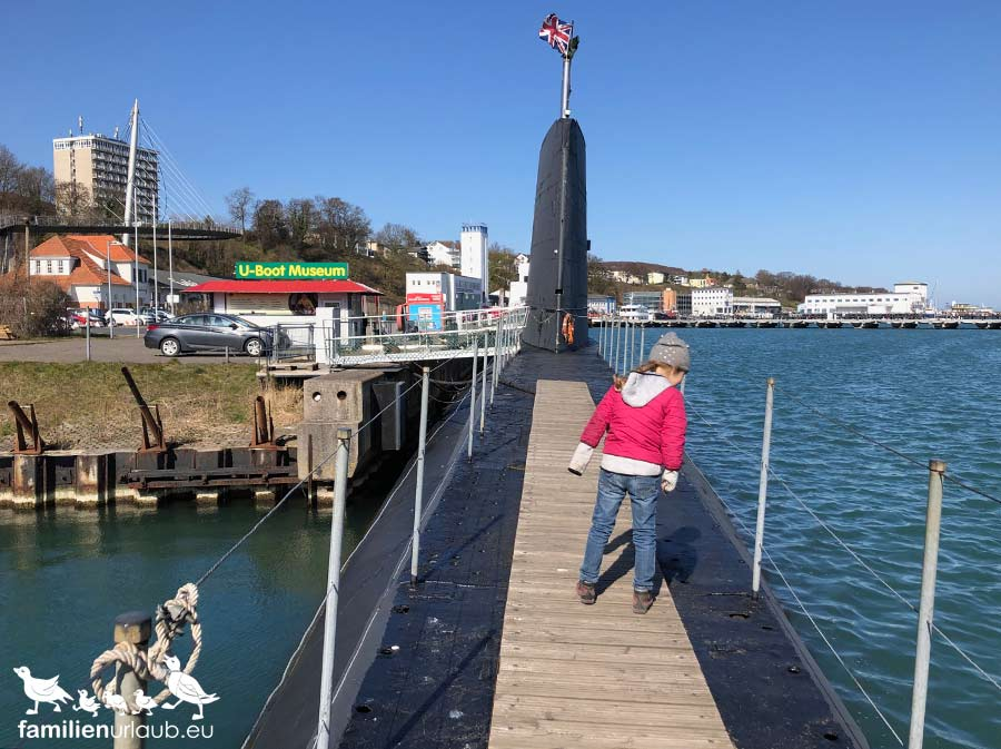 U-Boot-Museum in Sassnitz