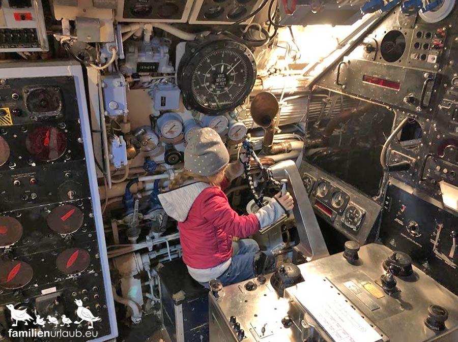 U-Boot Sassnitz