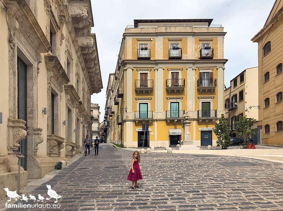 Sizilien Caltanisetta