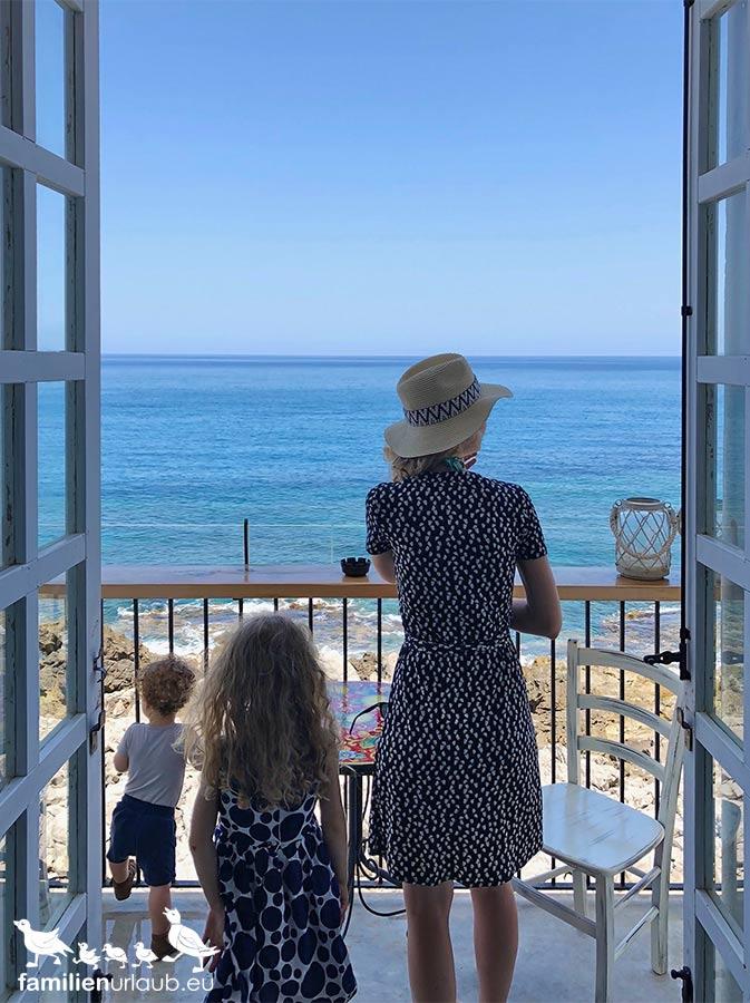 Ausblick Sizilien