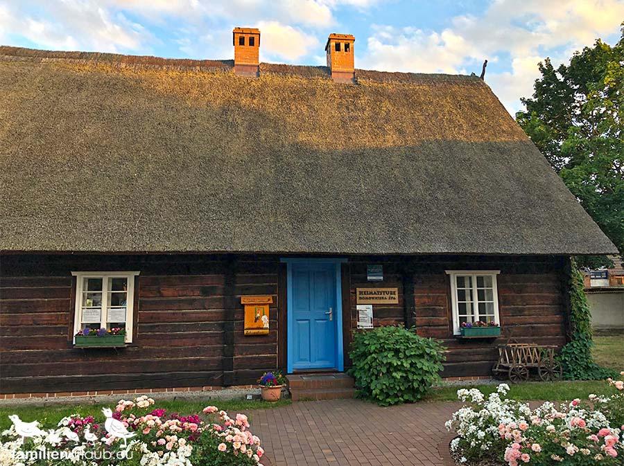 Haus in Burg im Spreewald
