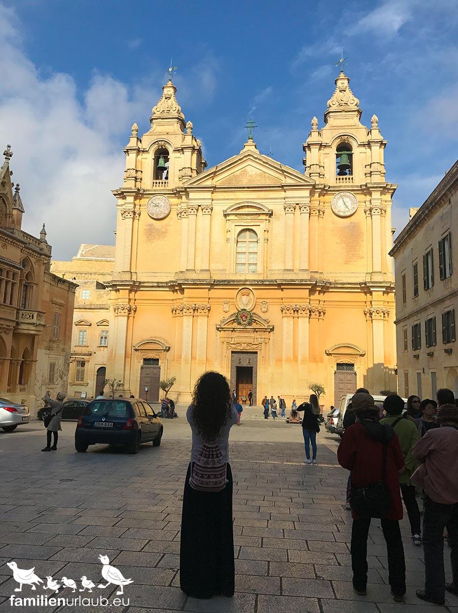St-Pauls-Cathedral-Mdina