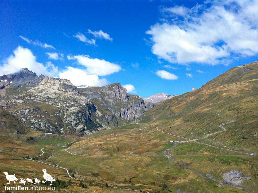 Italien Aosta Pass