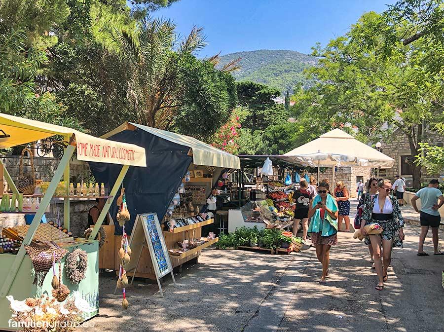 Brac Markt