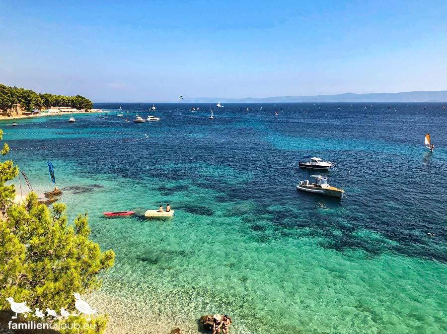 Kroatien Mittelmeer
