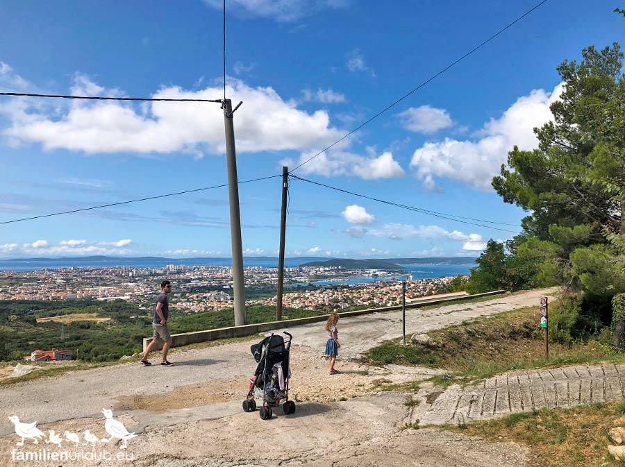 Wandern Kroatien