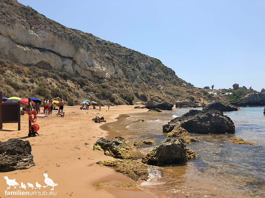 Sizilien Strand